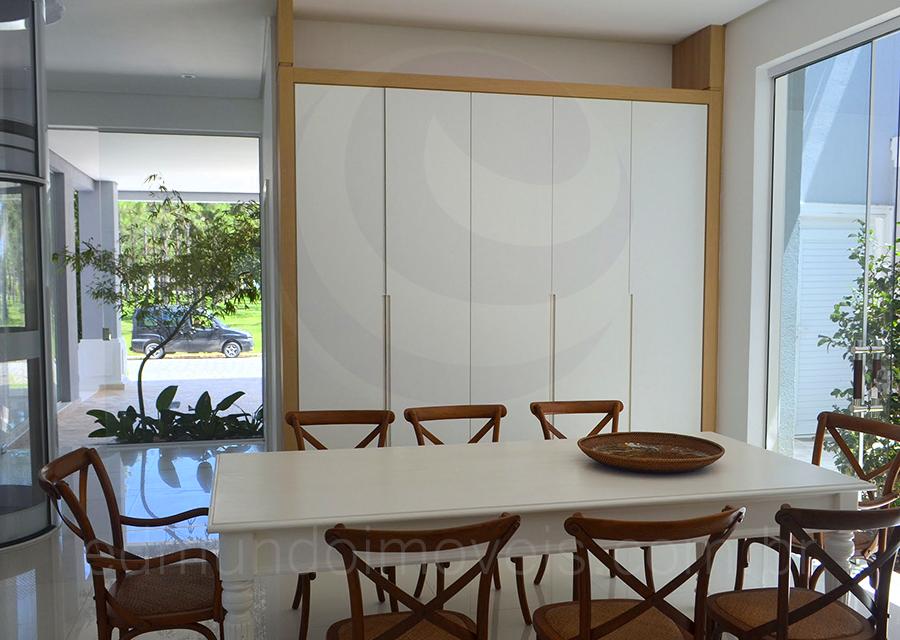 Casa 1393 – Sala de Jantar