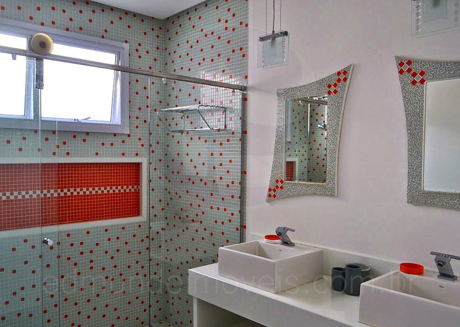Casa 483 – Toalete Suíte Master
