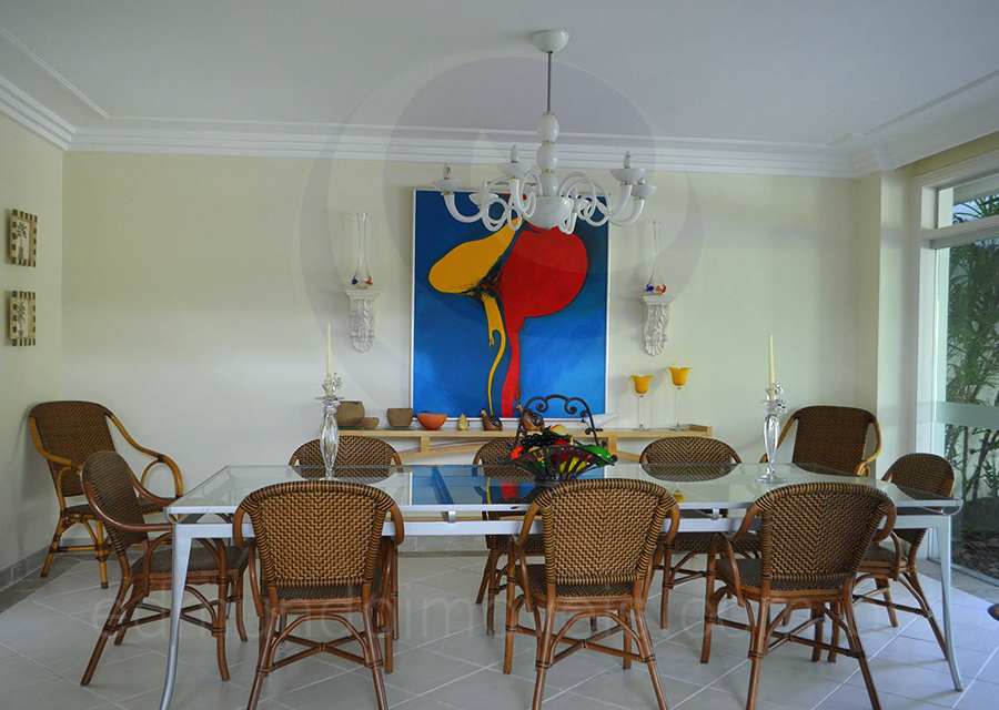 Casa 481 – Sala de Jantar