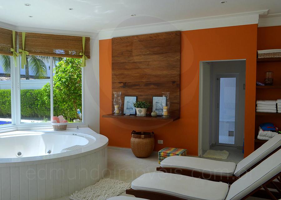Casa 590 – Spa, Sauna e Área de Descanso