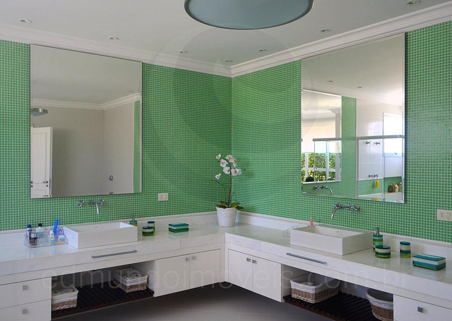 Casa 590 – Toalete Suíte Master