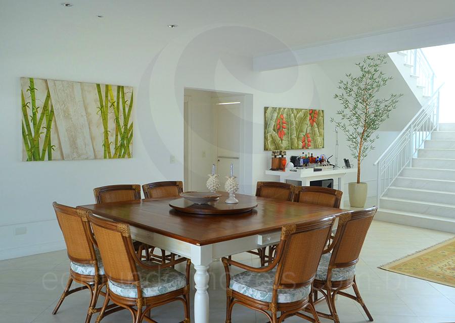Casa 590 – Sala de Jantar