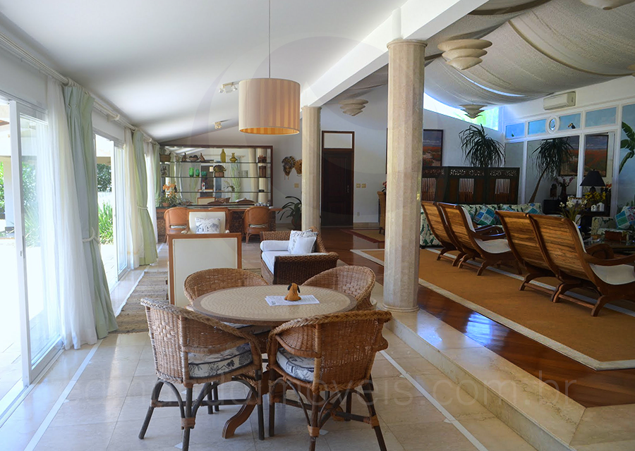 Casa 324 – Sala para 4 Ambientes