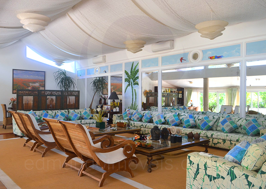 Casa 324 – Living Room