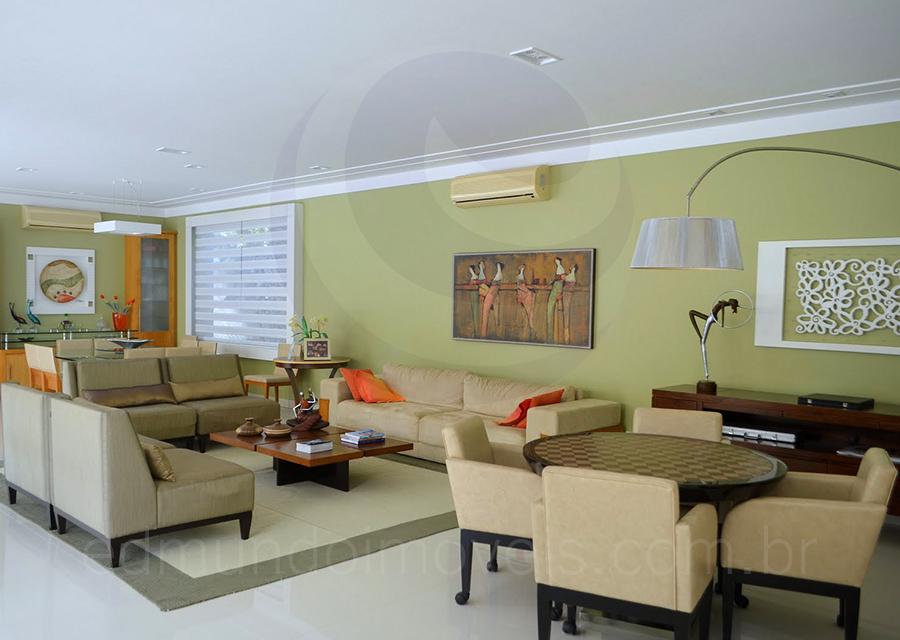 Casa 340 – Sala para 3 Ambientes