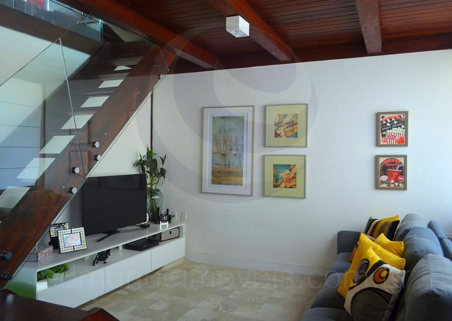 Casa 413 – Sala de TV