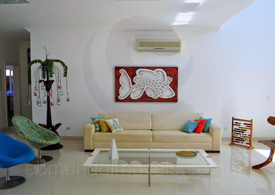 Casa 264 – Living Room