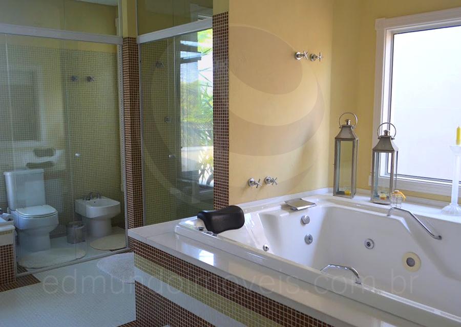 Casa 199 – Toalete Suíte Master