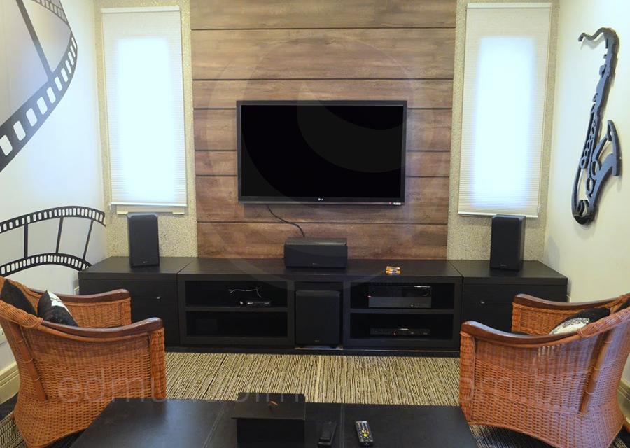 Casa 199 – Sala de TV