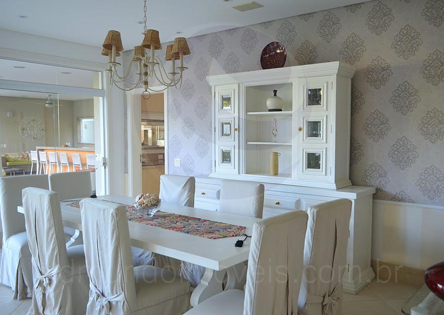 Casa 199 – Sala de Jantar