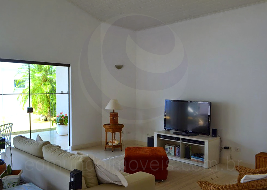 Casa 1001 – Sala de TV