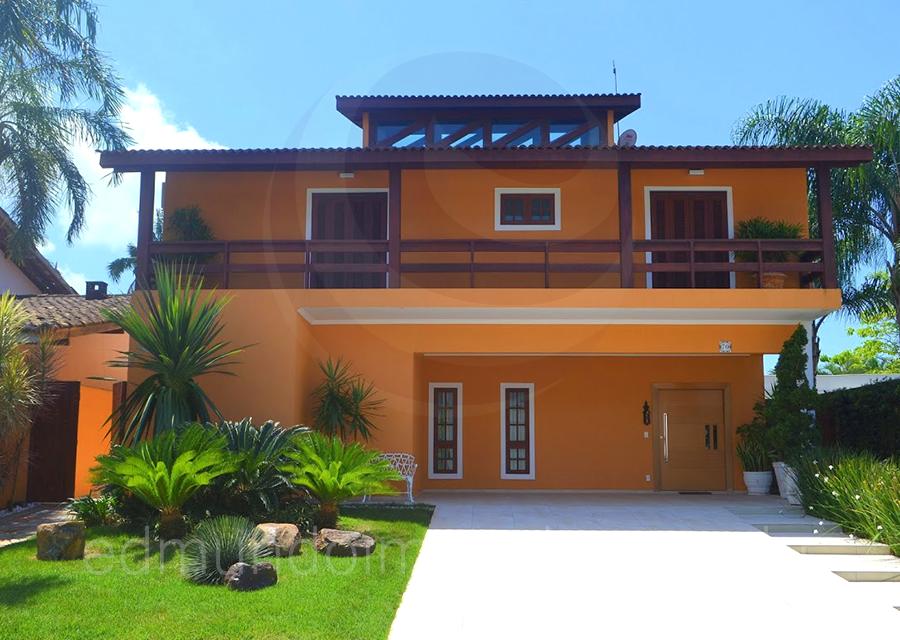 Casa 1028 – Estilo Colonial – Locação, Jardim Acapulco