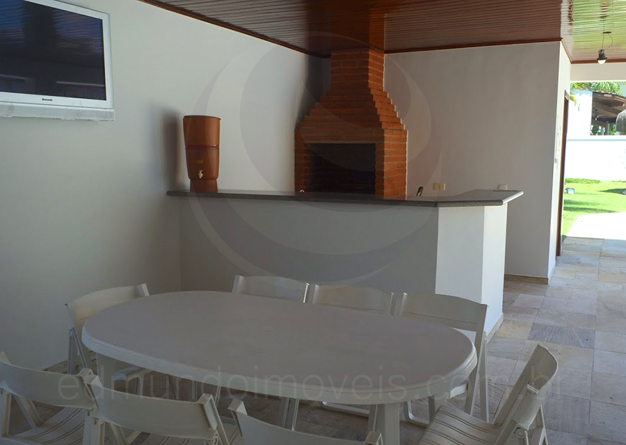 Casa 443 – Churrasqueira