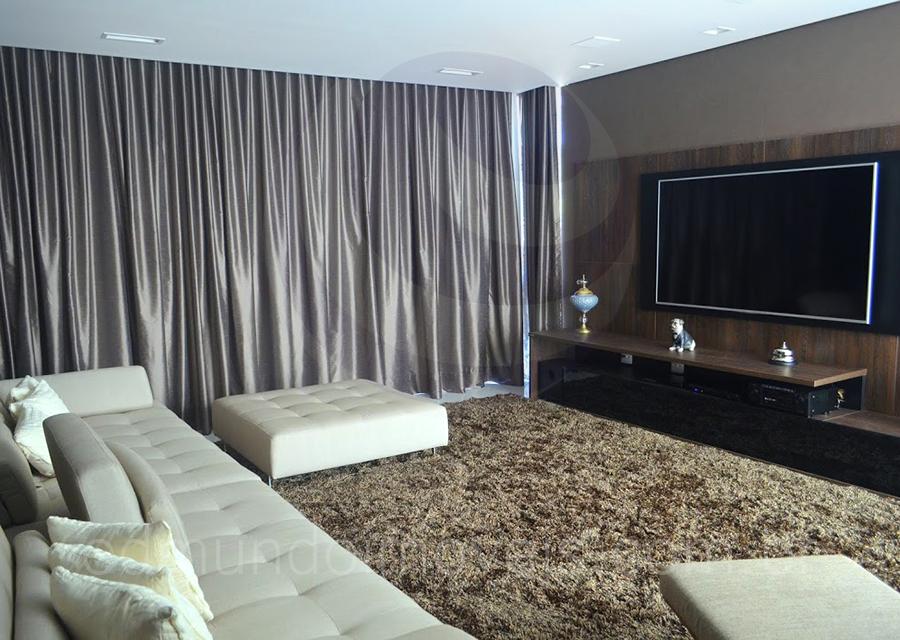 Casa 41 – Sala de TV