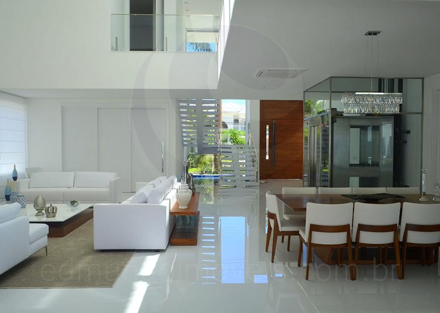 Casa 41 – Sala para 3 Ambientes