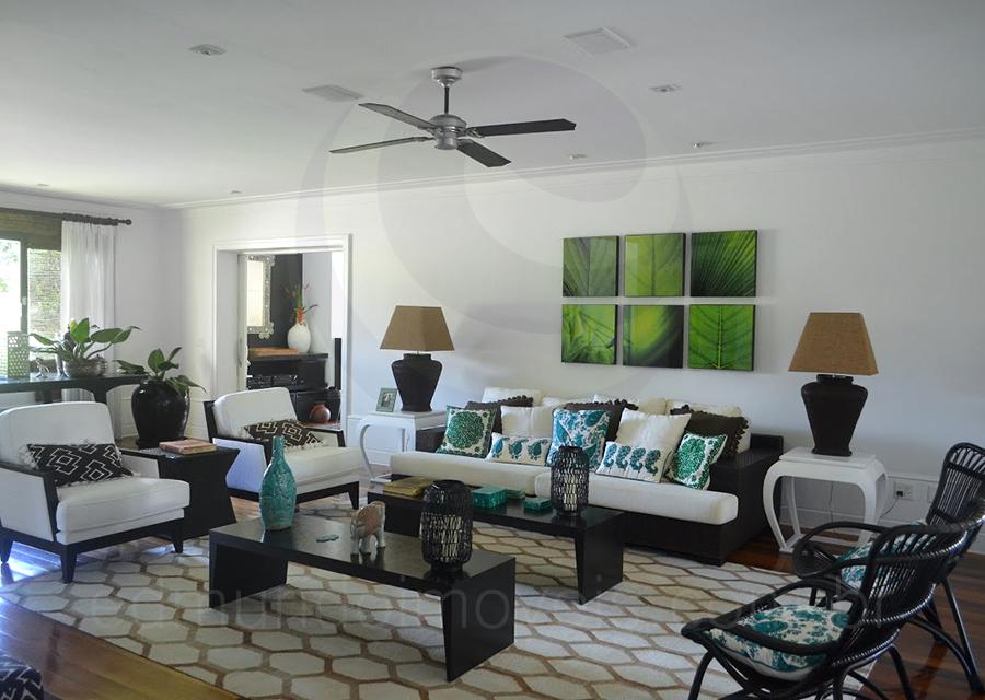 Casa 1403 – Living Room
