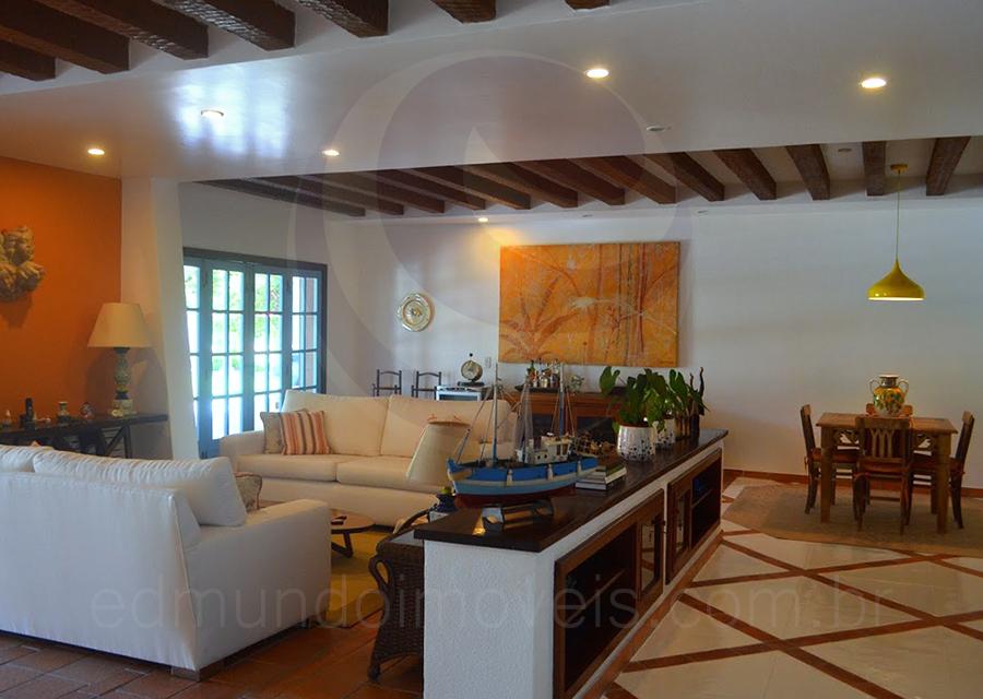 Casa 296 – Sala para 3 Ambientes