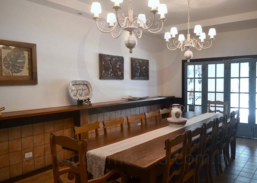 Casa 296 – Sala de Jantar