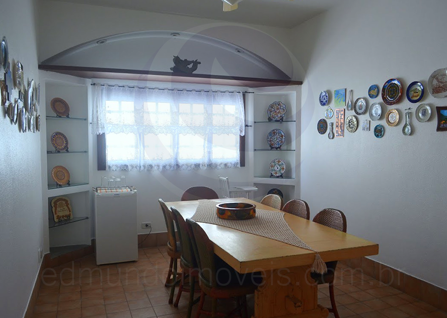 Casa 296 – Sala de Almoço