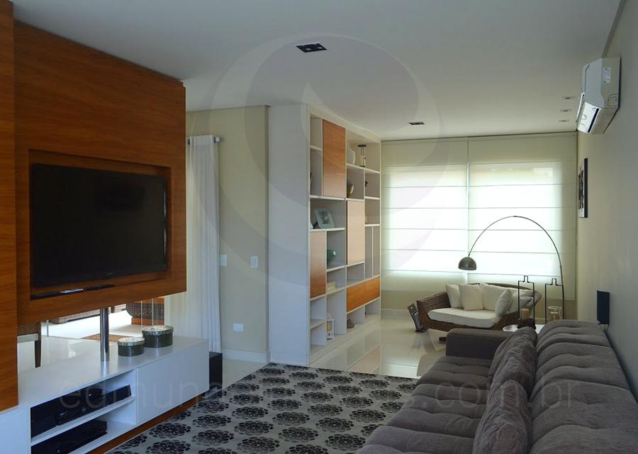 Casa 109 – Sala de TV