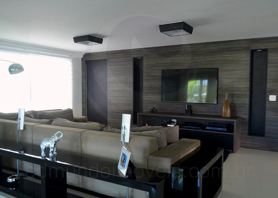 Casa 651 – Sala de TV