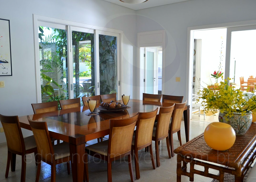 Casa 1129 – Sala de Jantar
