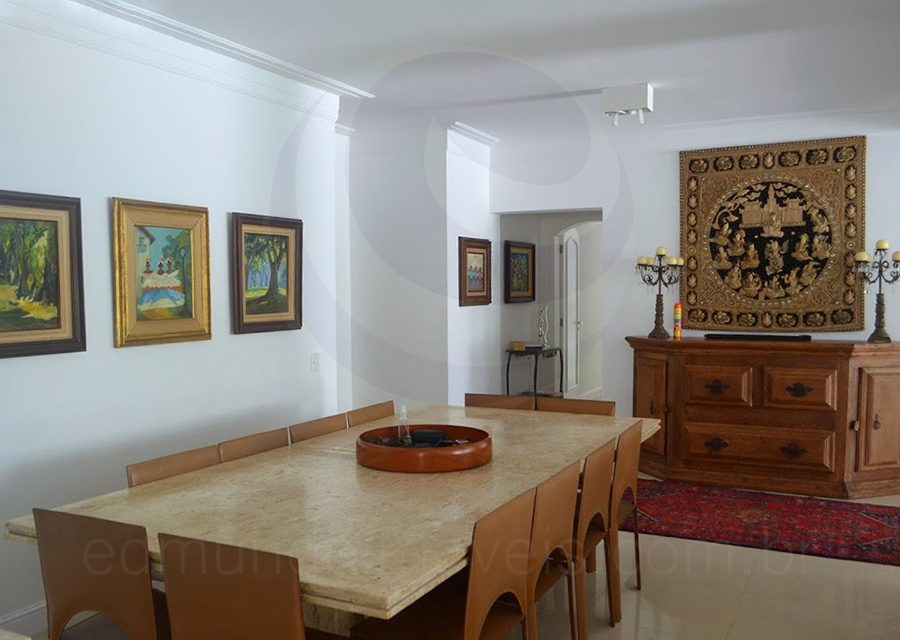 Casa 1414 – Sala de Jantar