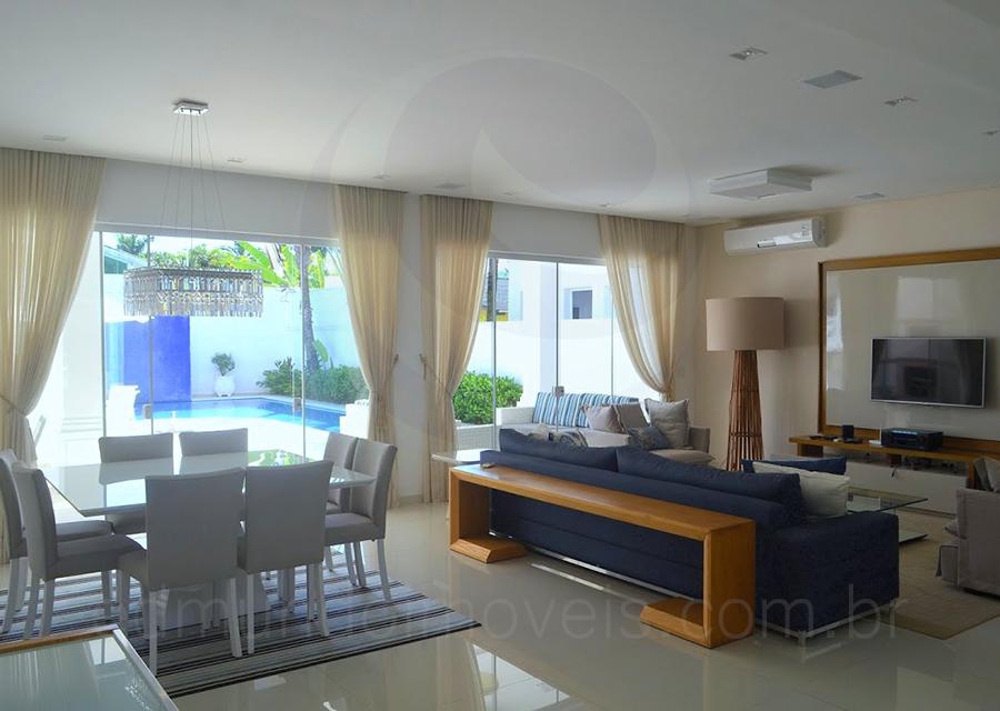 Casa 142 – Sala para 2 Ambientes