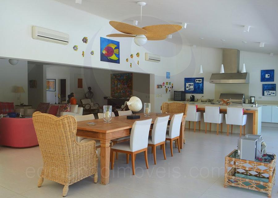 Casa 1003 – Sala de Jantar