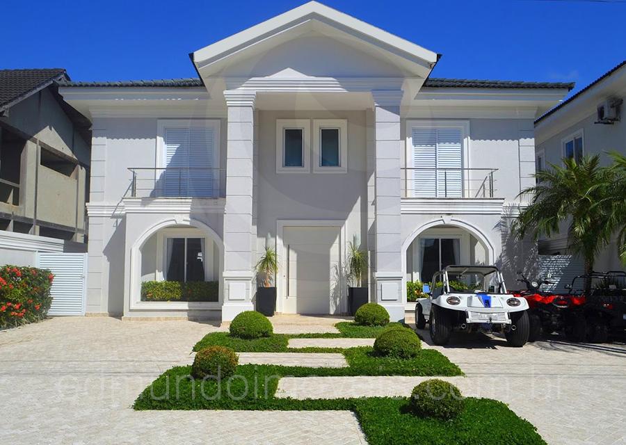 Casa 12 – Estilo Neoclássico – Locação e Venda, Jardim Acapulco