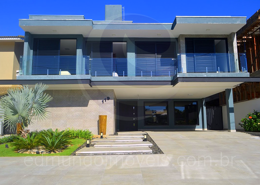 Casa 1079 – Fachada Contemporânea – Venda, Jardim Acapulco