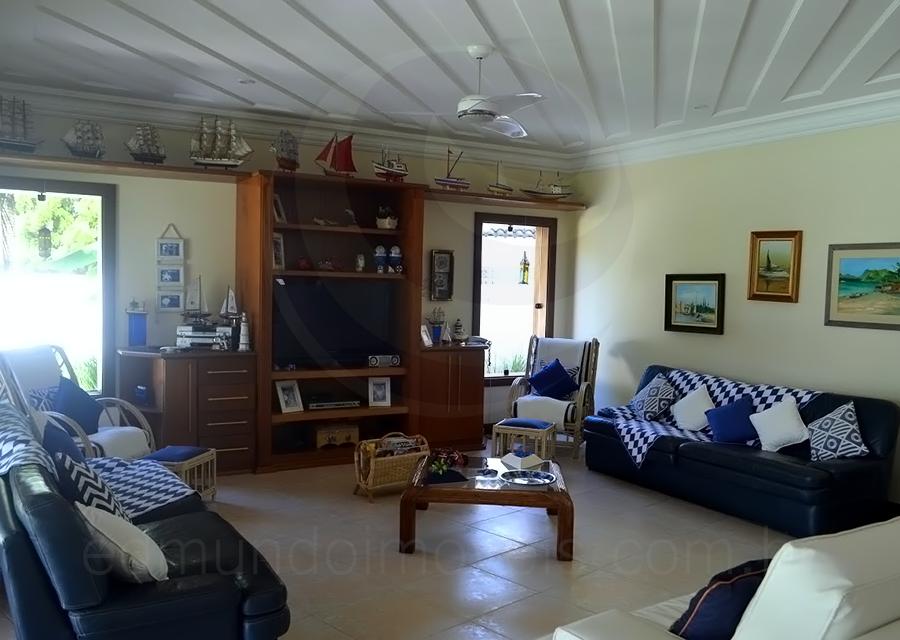 Casa 347 – Living Room
