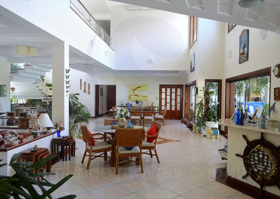 Casa 347 – Sala para 4 Ambientes
