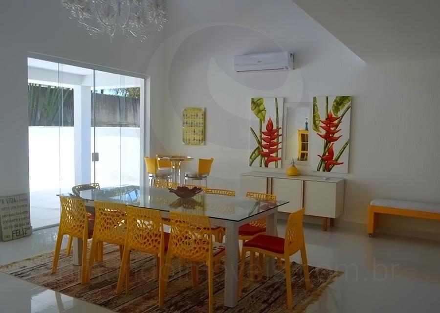 Casa 1402 – Sala de Jantar