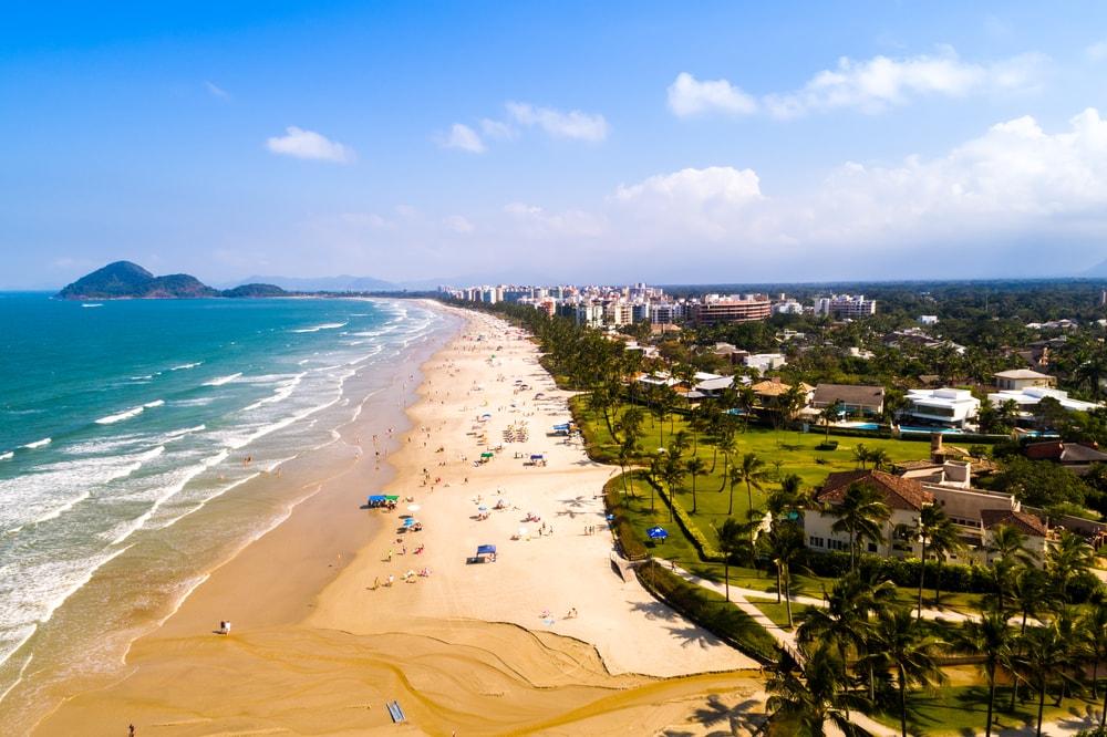 Você sabe quais são as melhores praias de Guarujá?