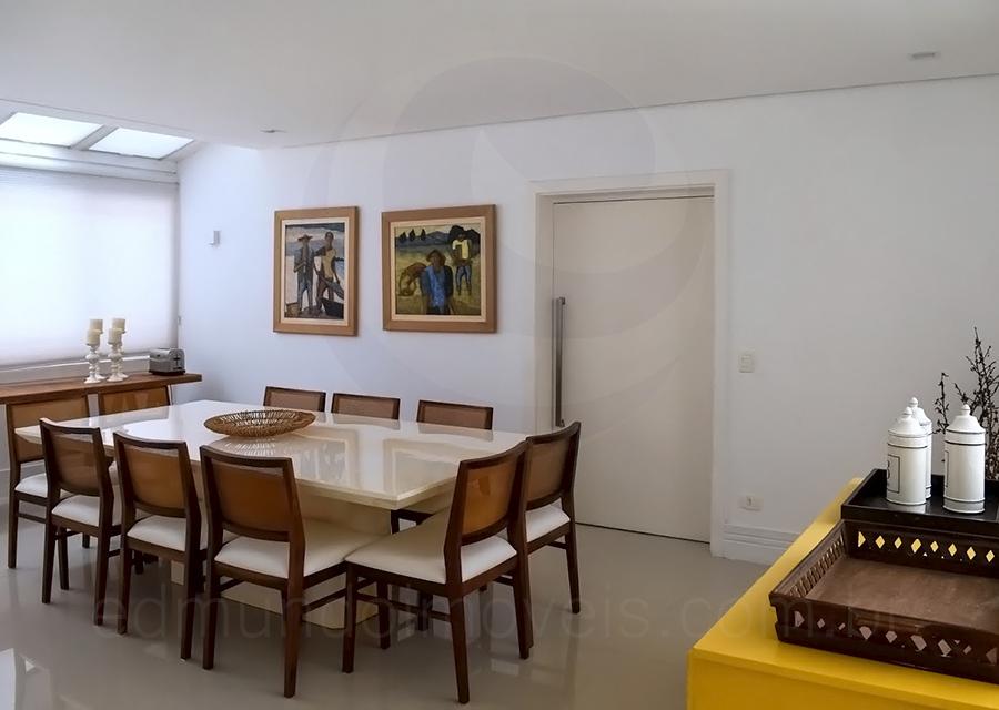 Casa 1350 – Sala de Jantar