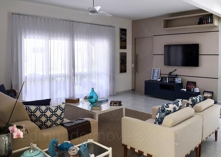 Casa 1233 – Sala de Estar