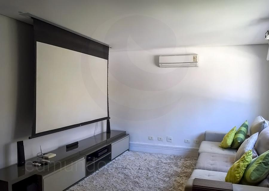 Casa 1350 – Sala de TV