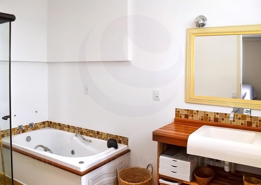 Casa 1233 – Toalete Suíte Master