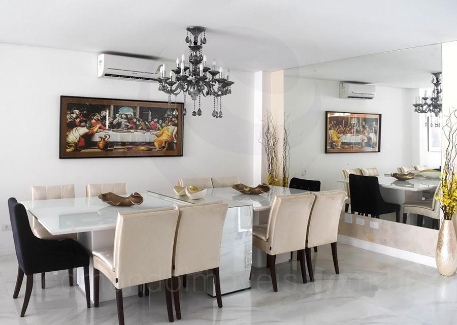 Casa 784 – Sala de Jantar