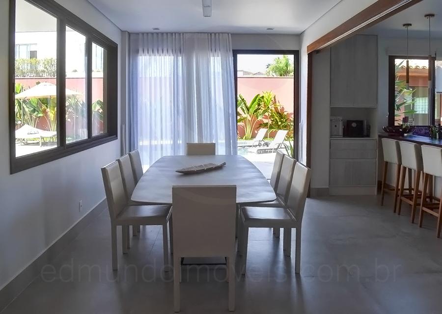 Casa 1103 – Sala de Jantar