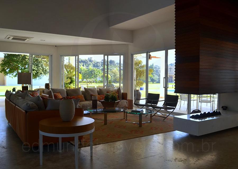 Casa 390 – Sala para 5 Ambientes