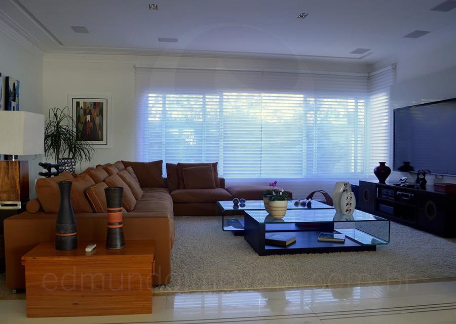 Casa 390 – Sala de TV