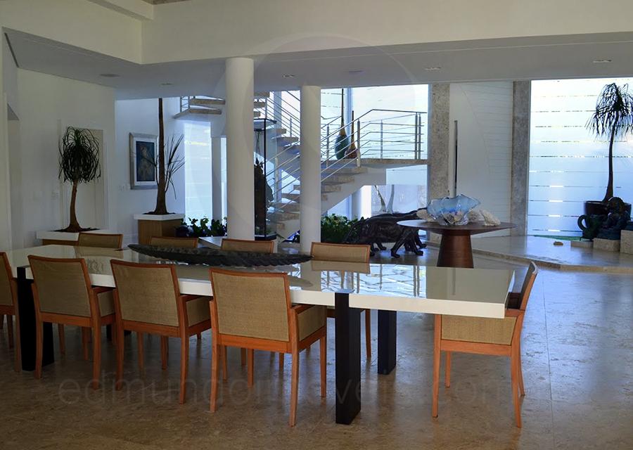 Casa 390 – Sala de Jantar