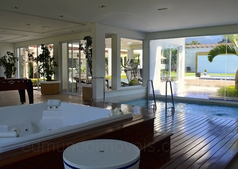 Casa 390 – Piscina Aquecida e Spa