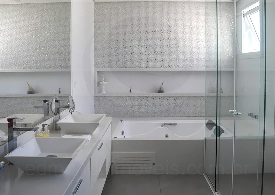 Casa 645 – Toalete Suíte Master