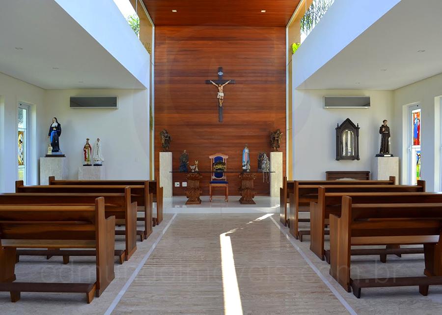 Casa 390 – Capela