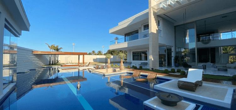 Casas de luxo: segurança no Jardim Acapulco