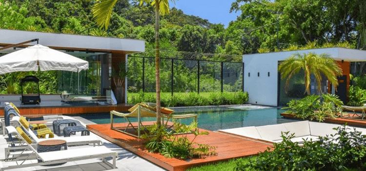 Casas para venda ou locação no Guarujá
