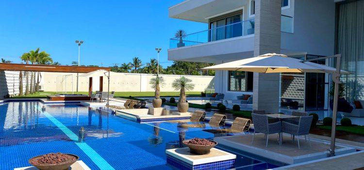 Casa Resort: a residência mais luxuosa do litoral paulista